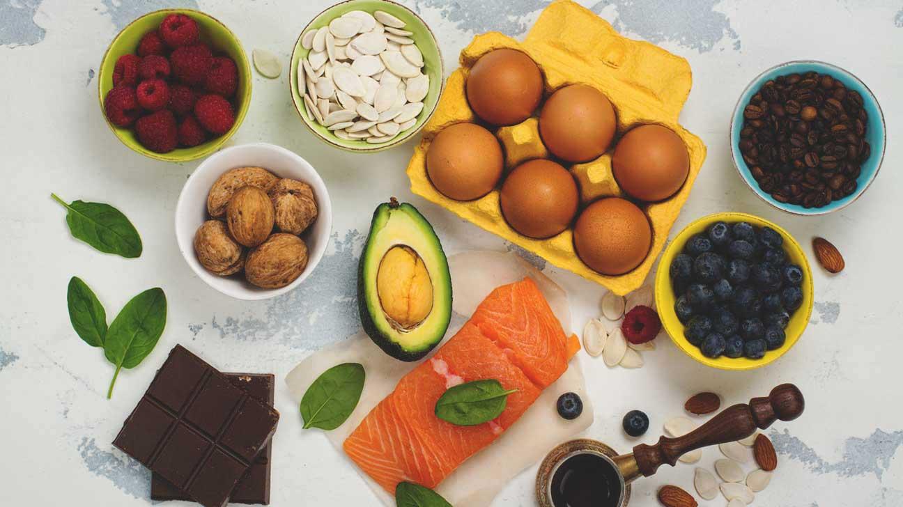 Keto dieta, dieta be angliavandenių, kas tai?