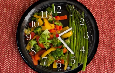 kiek kartu per diena valgyti
