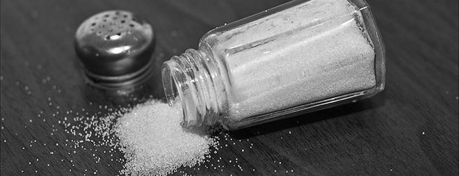 kaip kenkia druska