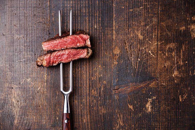 raudona mesa sukelia vezi