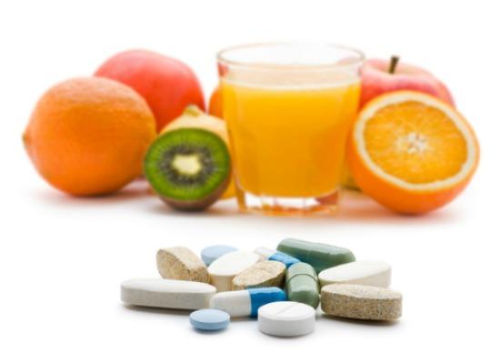 maisto papildai vitaminai