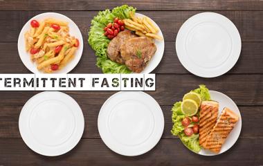 intermittent fasting (protarpinis badavimas)