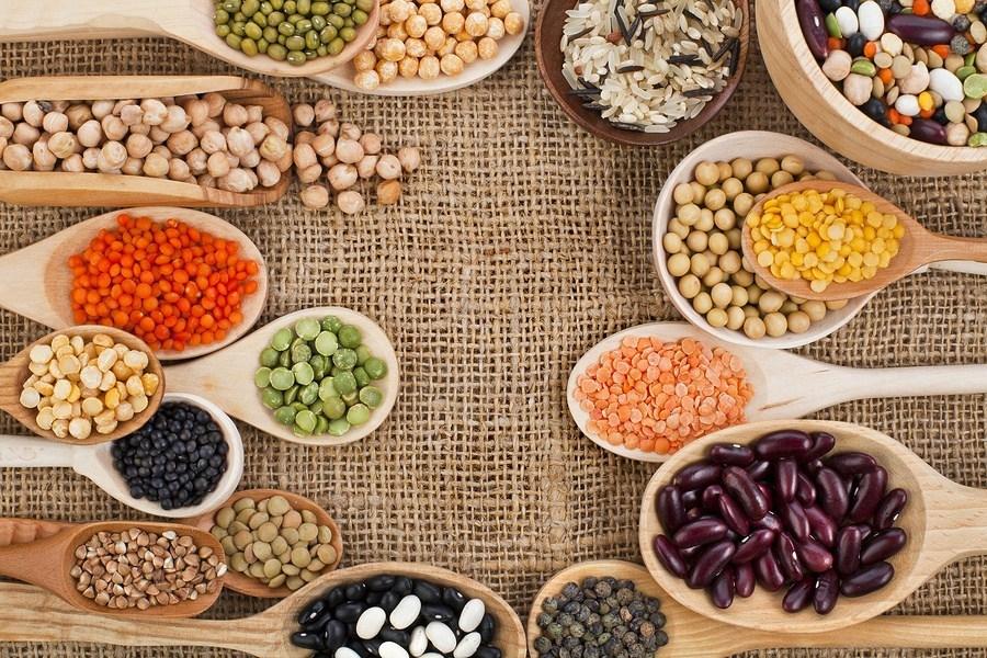 augaliniai baltymai