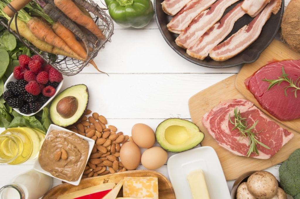 Ketogeninė dieta: IŠSAMUS GIDAS bei tinkami produktai - kuno